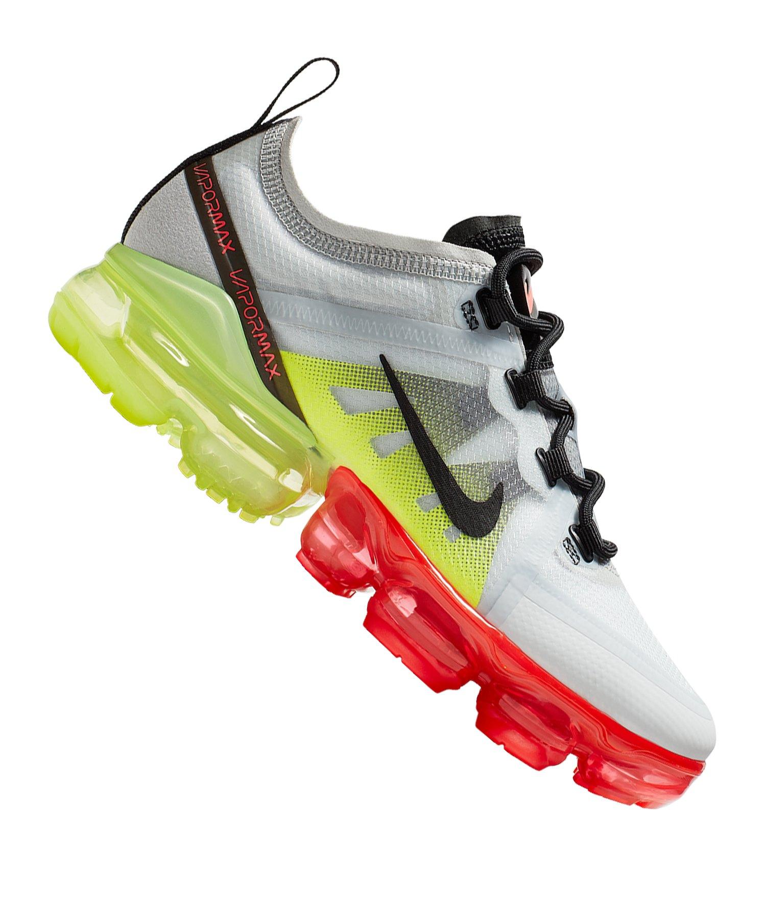 Nike Air VaporMax 2019 Sneaker Kids Grau F005