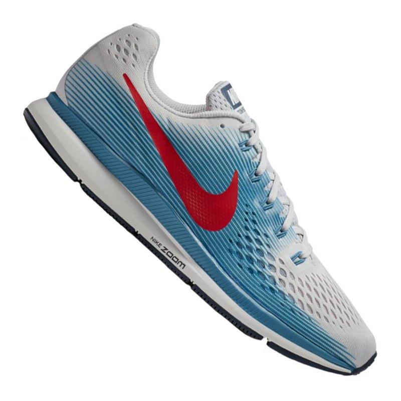 Nike Air Zoom Pegasus 34 Running Grau F016   Schuh   Shoe   Joggen ... bb026584c0