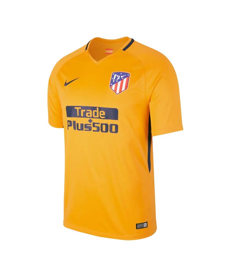 Nike Atletico Madrid Trikot Away 2017/2018 F740 ...