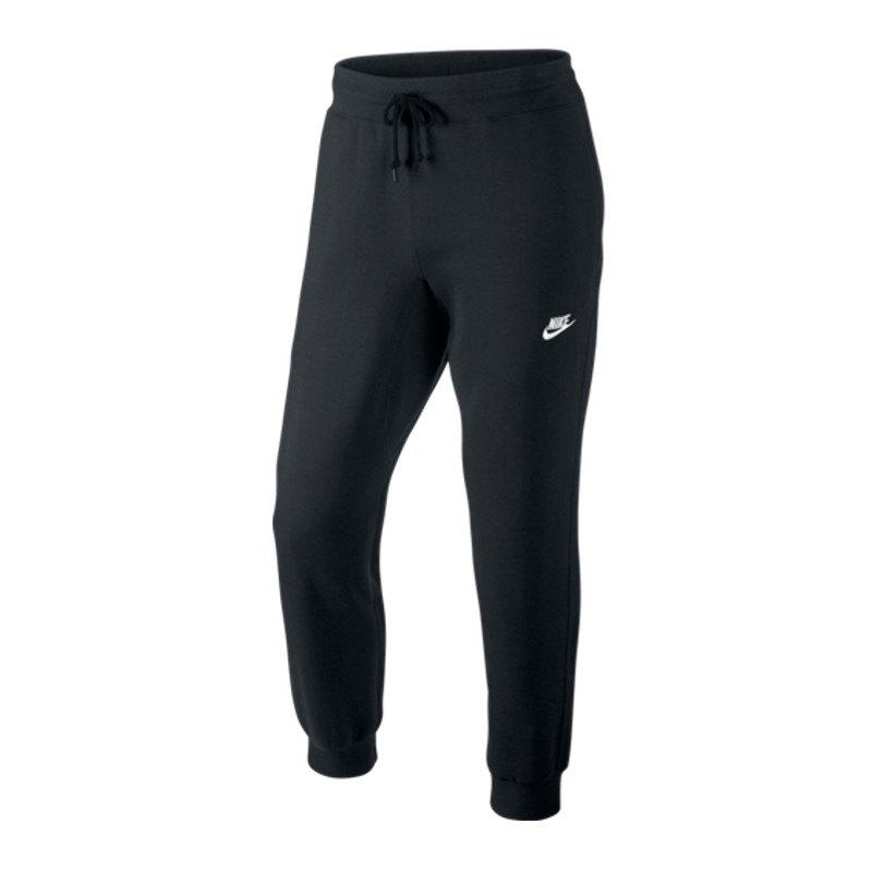 Nike aw77 hose schwarz