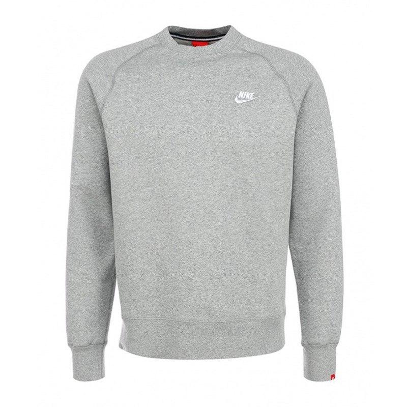 nike aw77 fleece crew sweatshirt full zip sweater. Black Bedroom Furniture Sets. Home Design Ideas