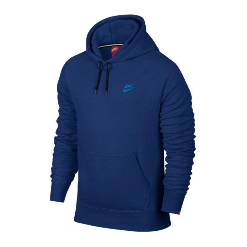 nike aw77 fleece hoody kapuzensweatshirt pullover. Black Bedroom Furniture Sets. Home Design Ideas
