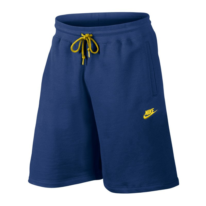 nike aw77 short hose kurz blau f455 trainingsshort. Black Bedroom Furniture Sets. Home Design Ideas