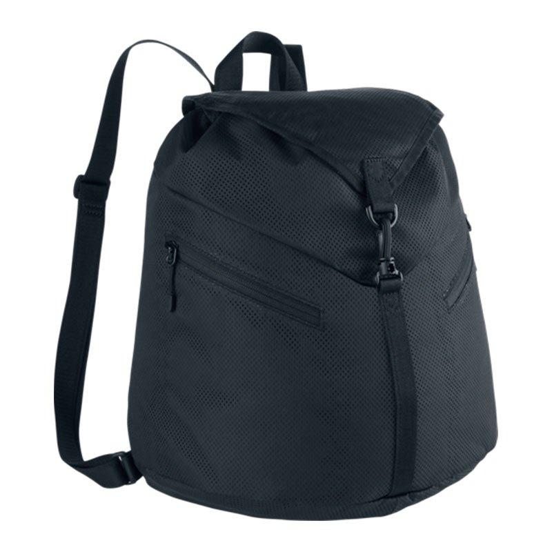 nike azeda backpack rucksack damen schwarz f001 freizeit. Black Bedroom Furniture Sets. Home Design Ideas