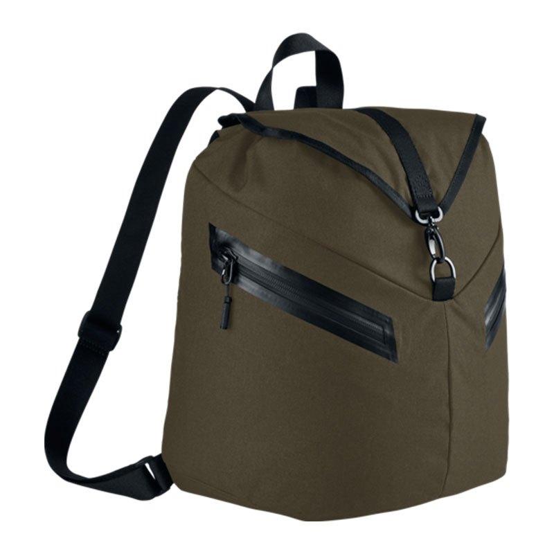 nike azeda premium rucksack damen khaki f347 backpack. Black Bedroom Furniture Sets. Home Design Ideas