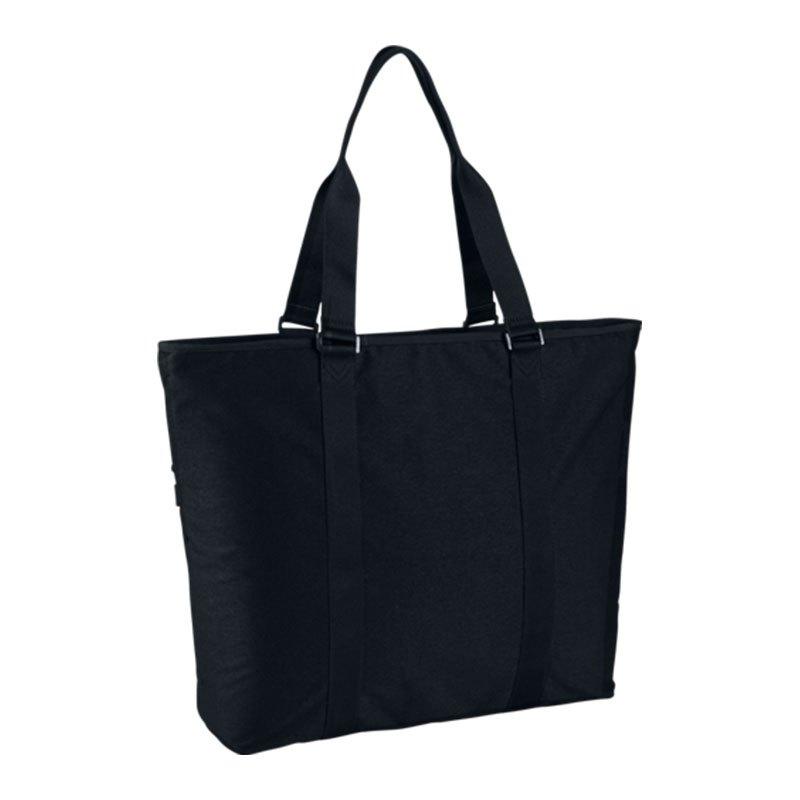 nike azeda tote premium tasche damen schwarz f011 lifestyle freizeit equipment bag. Black Bedroom Furniture Sets. Home Design Ideas