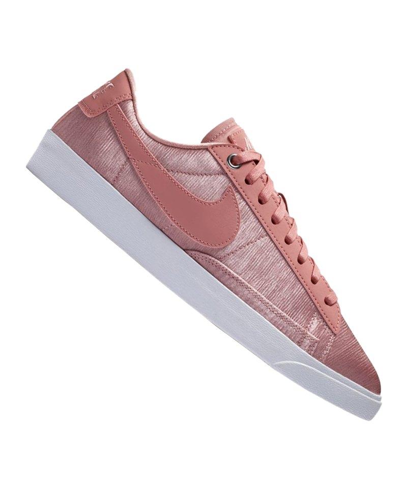 Nike Blazer Low SE Sneaker Damen Rosa F600 | Shoe | Lifestyle ...