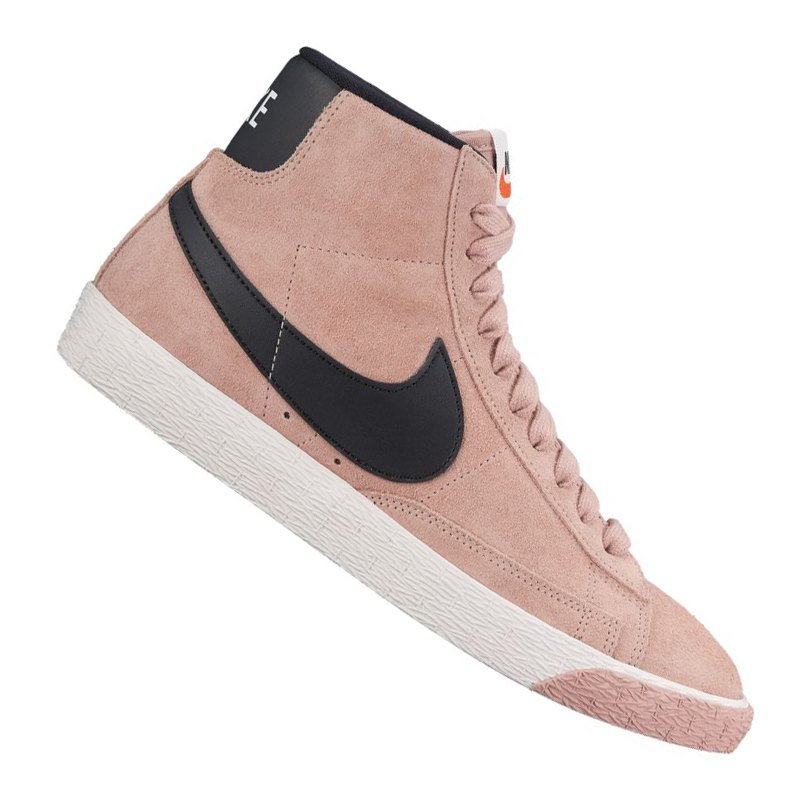 competitive price 25936 50f05 ... inexpensive nike blazer mid suede sneaker damen rosa f601 rosa 7112f  4a740