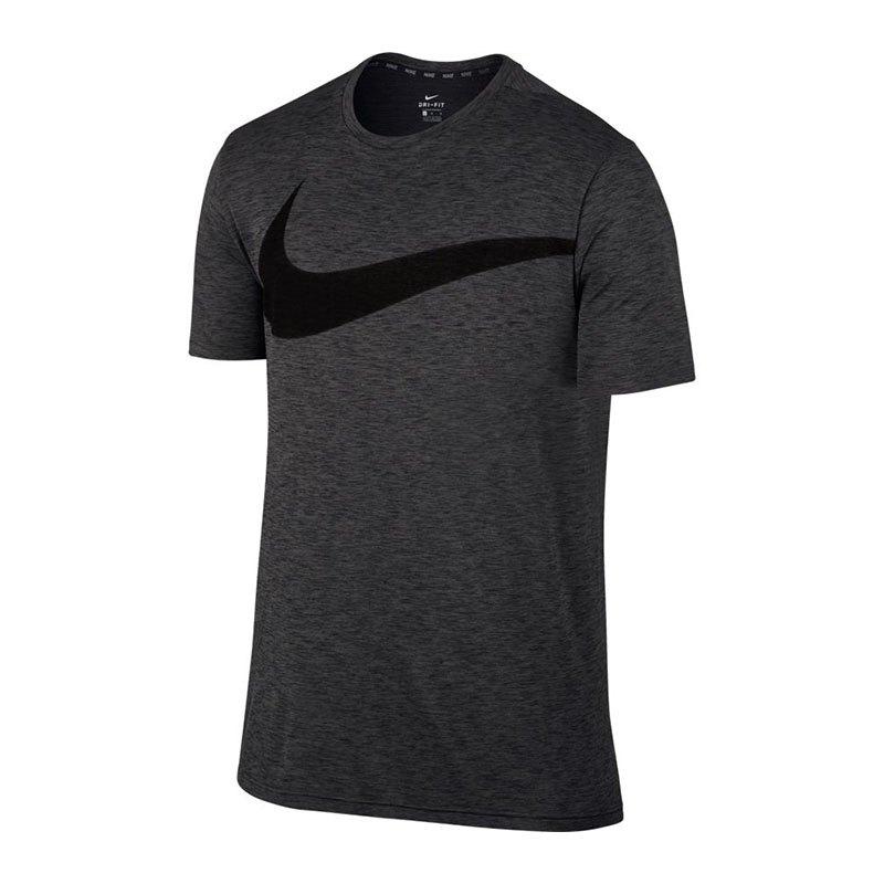 Nike Breathe Training Top T-Shirt Grau F038 - grau