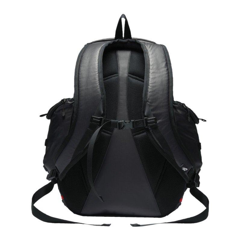 nike cheyenne responder backpack schwarz rot f011 sport. Black Bedroom Furniture Sets. Home Design Ideas