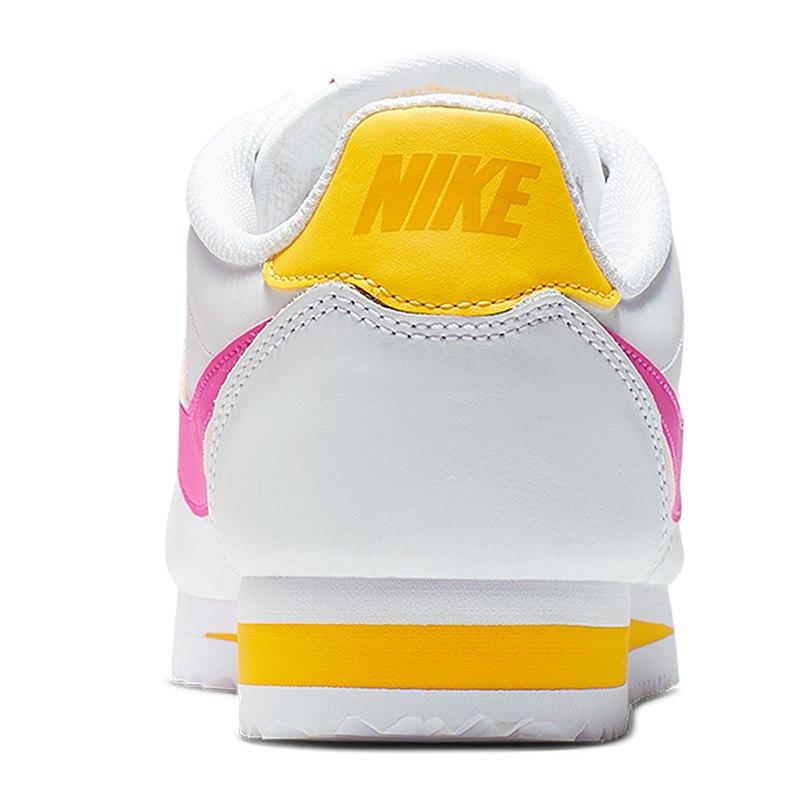 Nike Classic Cortez Leather Damen Sneaker Lifestyle Schuhe