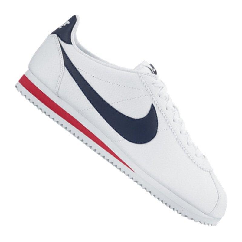 Nike Cortez Rot Blau