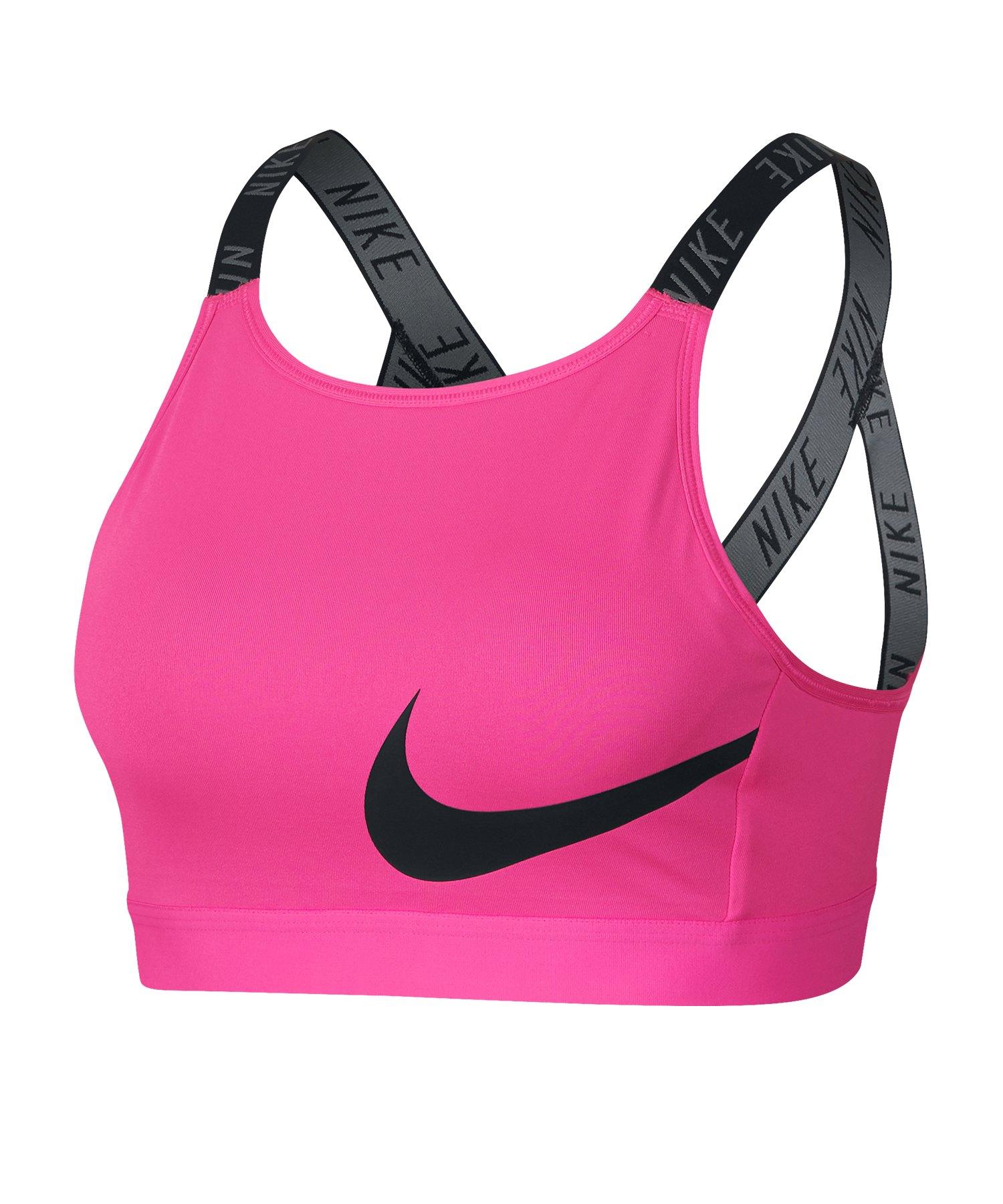 Nike Classic Logo Bra 2 Sport-BH Pink F686