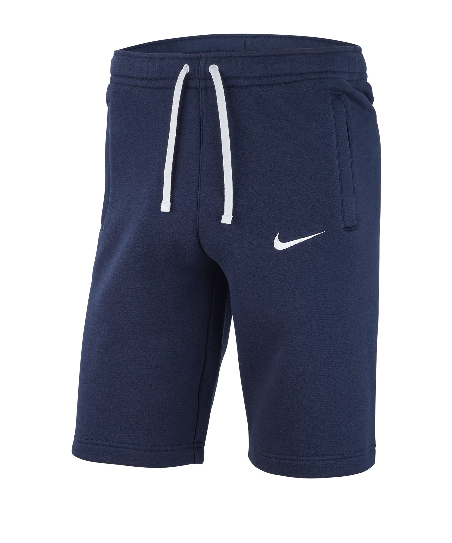 Nike Club 19 Fleece Short Kids Blau F451