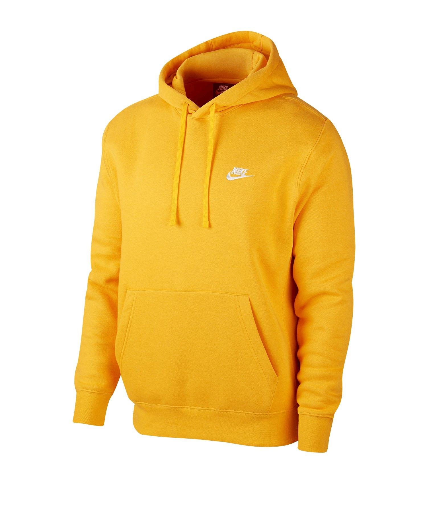 Nike Schweden hoody gelb neu