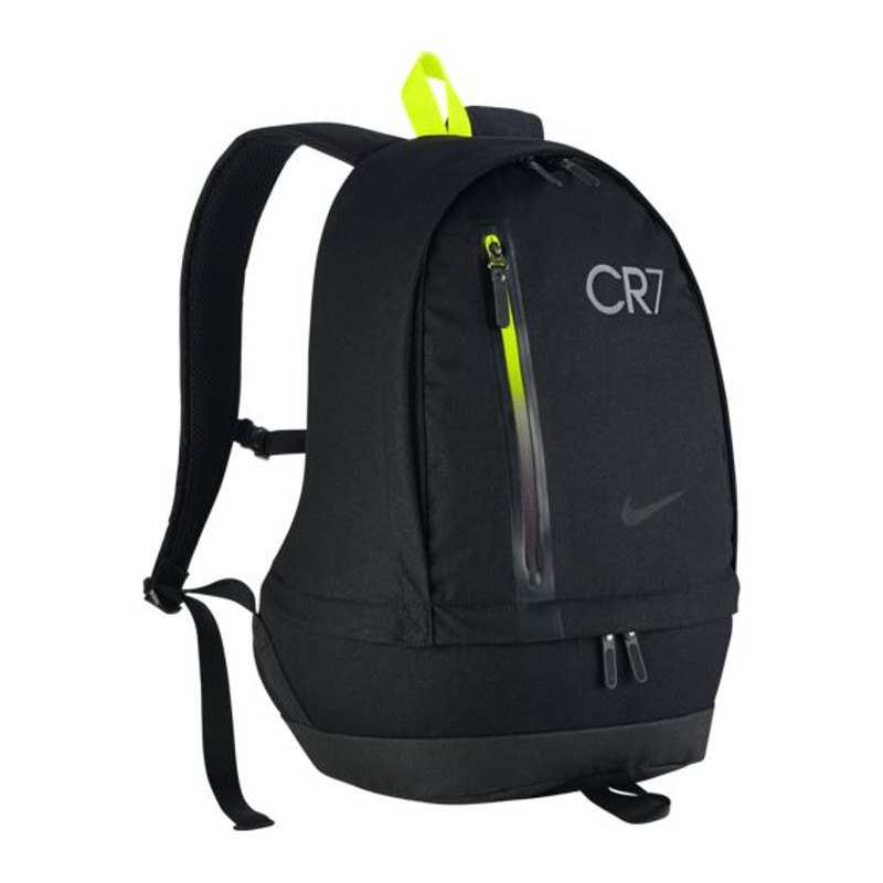 nike cr7 cheyenne backpack rucksack schwarz f010 tasche. Black Bedroom Furniture Sets. Home Design Ideas
