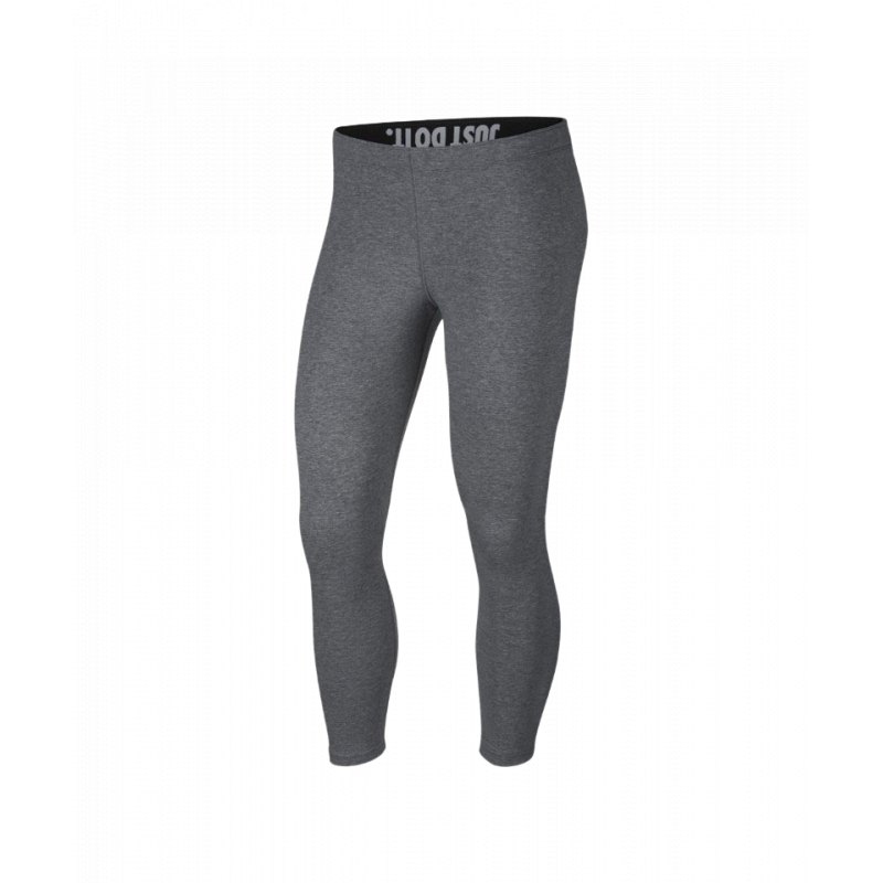 c1aa908c7af30a Nike Crop Leg-A-See Leggings Damen Grau F091 | Streetwear ...