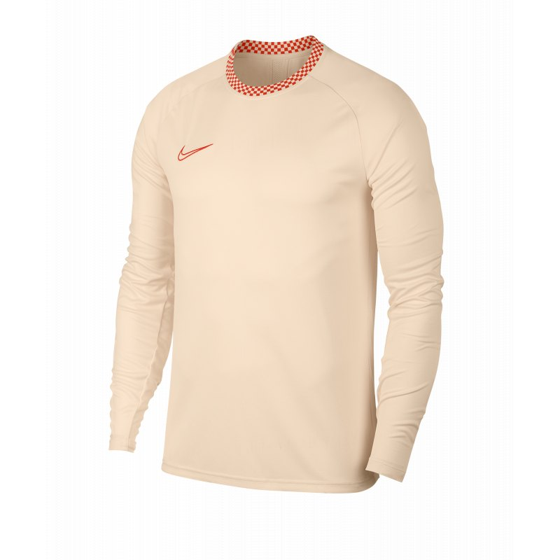 detailed look 27d92 2c7f2 Nike Dri-FIT Academy Sweatshirt Rosa F838