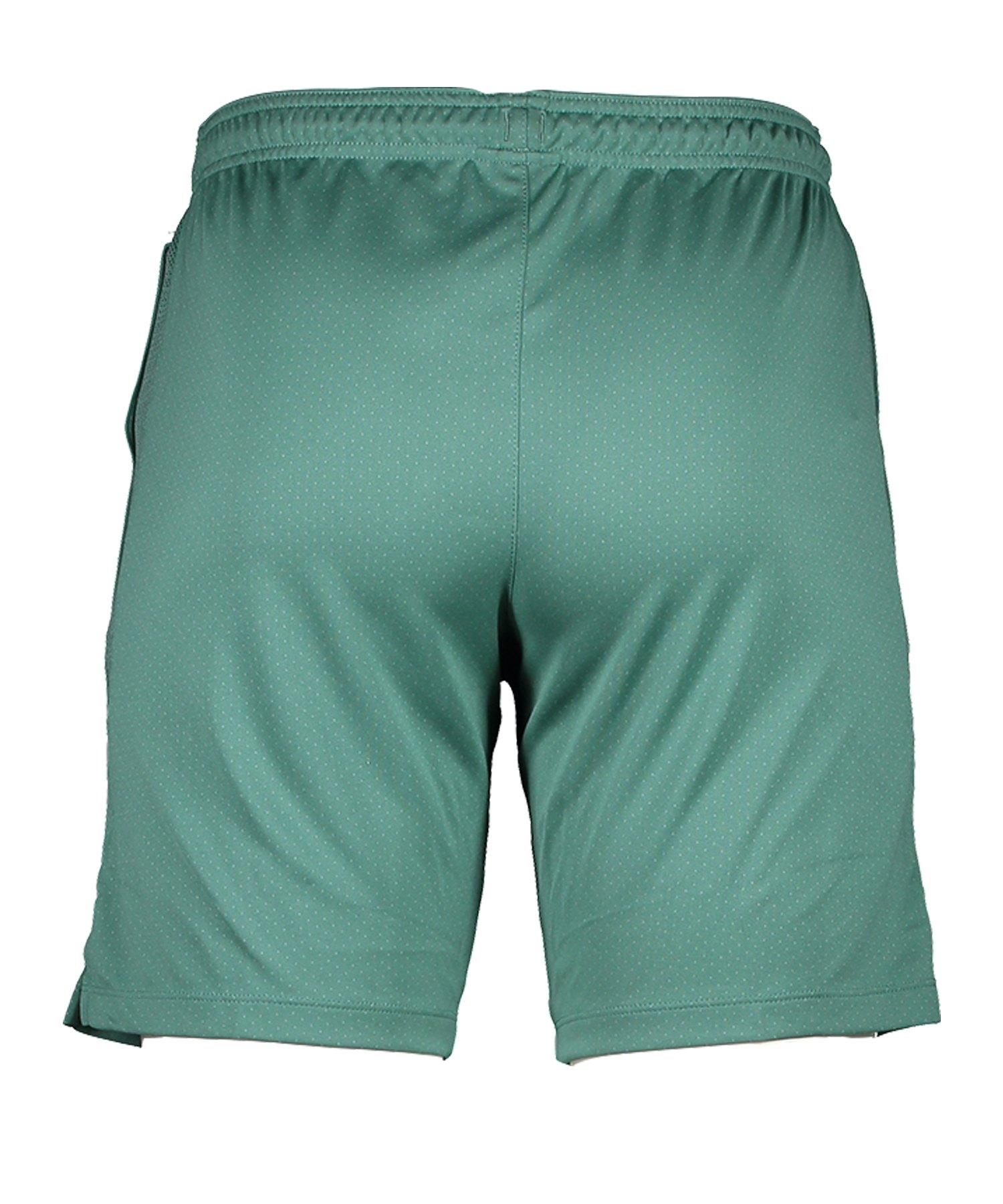 shorts grün nike reißverschluss