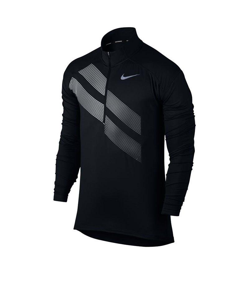 Nike Dry Element Running Top Herren Langarmshirt