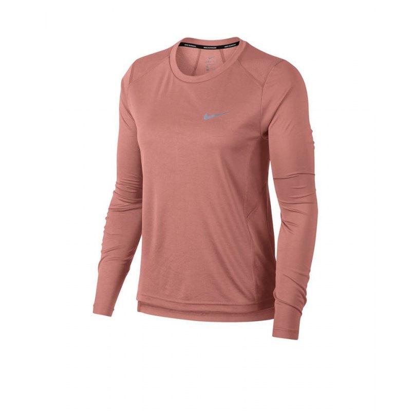 Nike Dry Miler Sweatshirt Running Damen F685