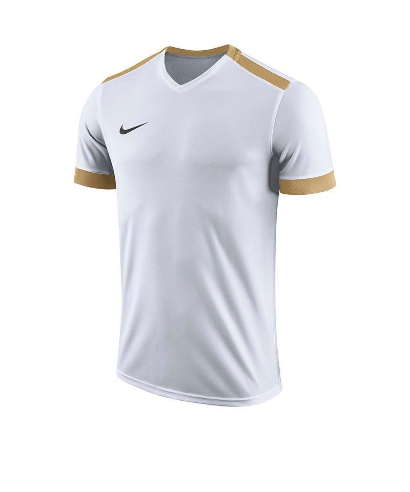 Nike Park Derby II Trikot Weiss Gold F100