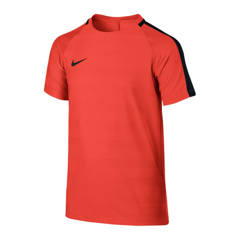 Nike dry squad football top t shirt kids f852 for Nike youth football t shirts