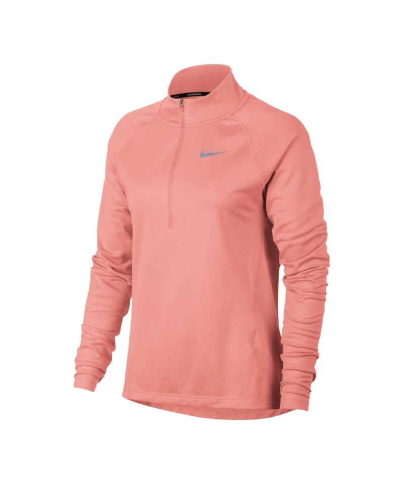 buy popular 0bc83 ea906 Nike Dry Top Langarmshirt Running Damen Pink F827