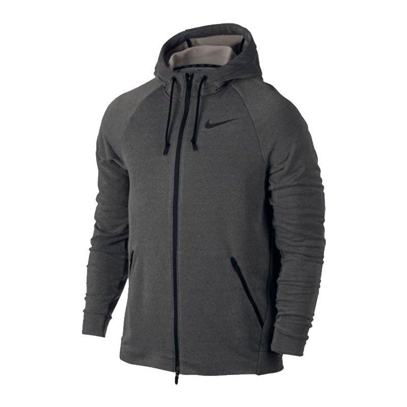 Nike Dry Training Jacket Jacke Grau F038 - grau