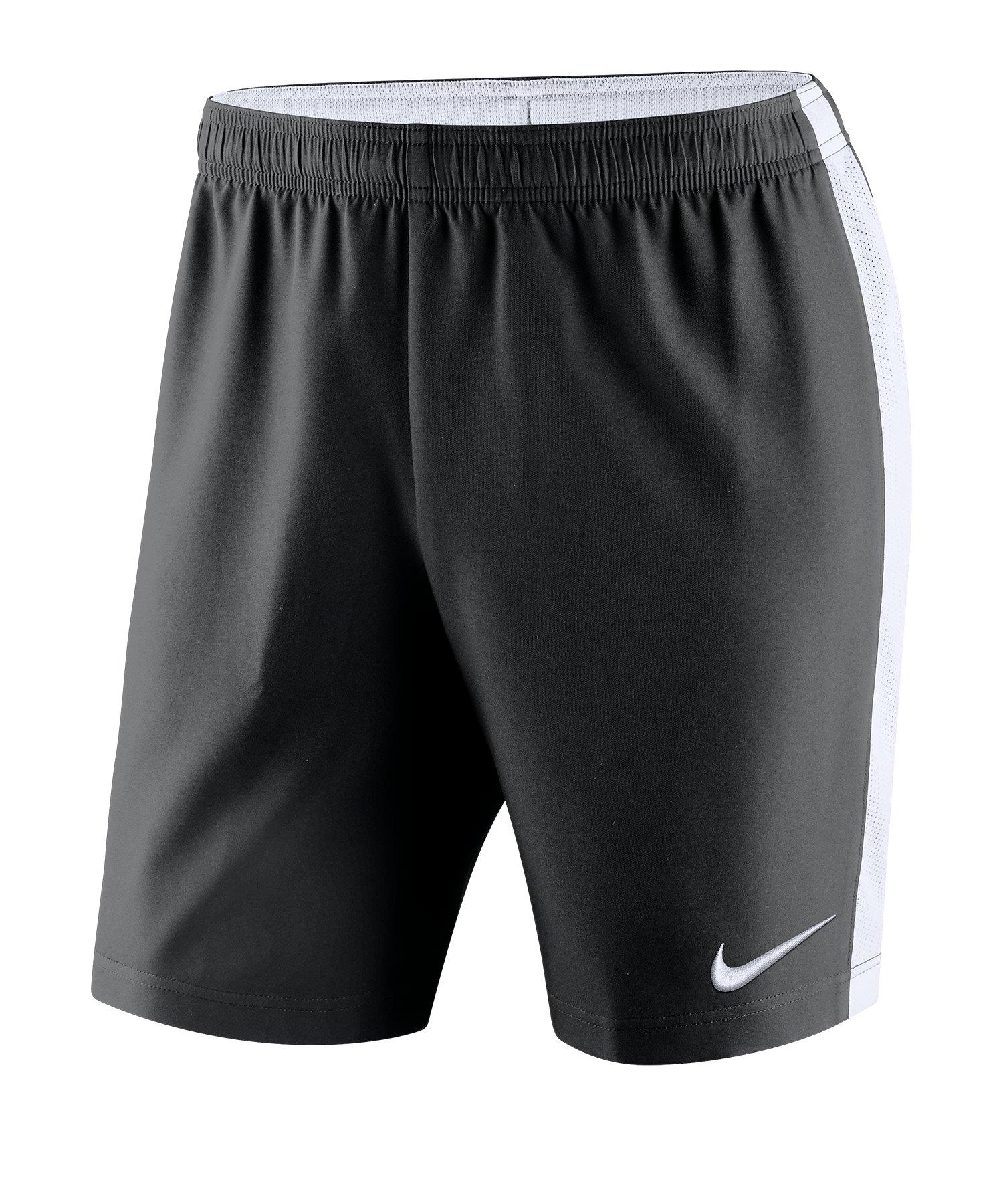 adidas F50 Woven Trainingshose kurz Kinder black white