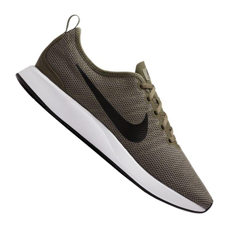 fd029c59fa2605 Nike Dualtone Racer Sneaker Oliv F202 - braun