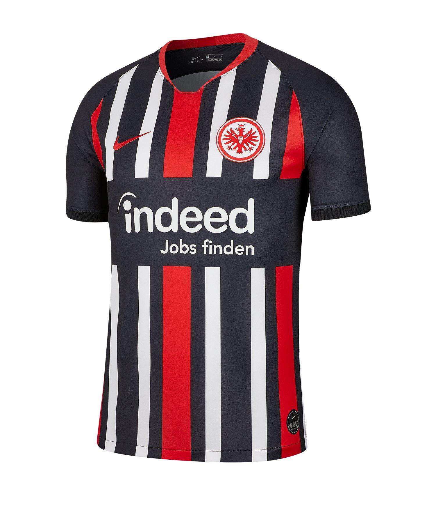 Trikot 1920 Nike F011 Home Frankfurt Eintracht qL3A4j5R