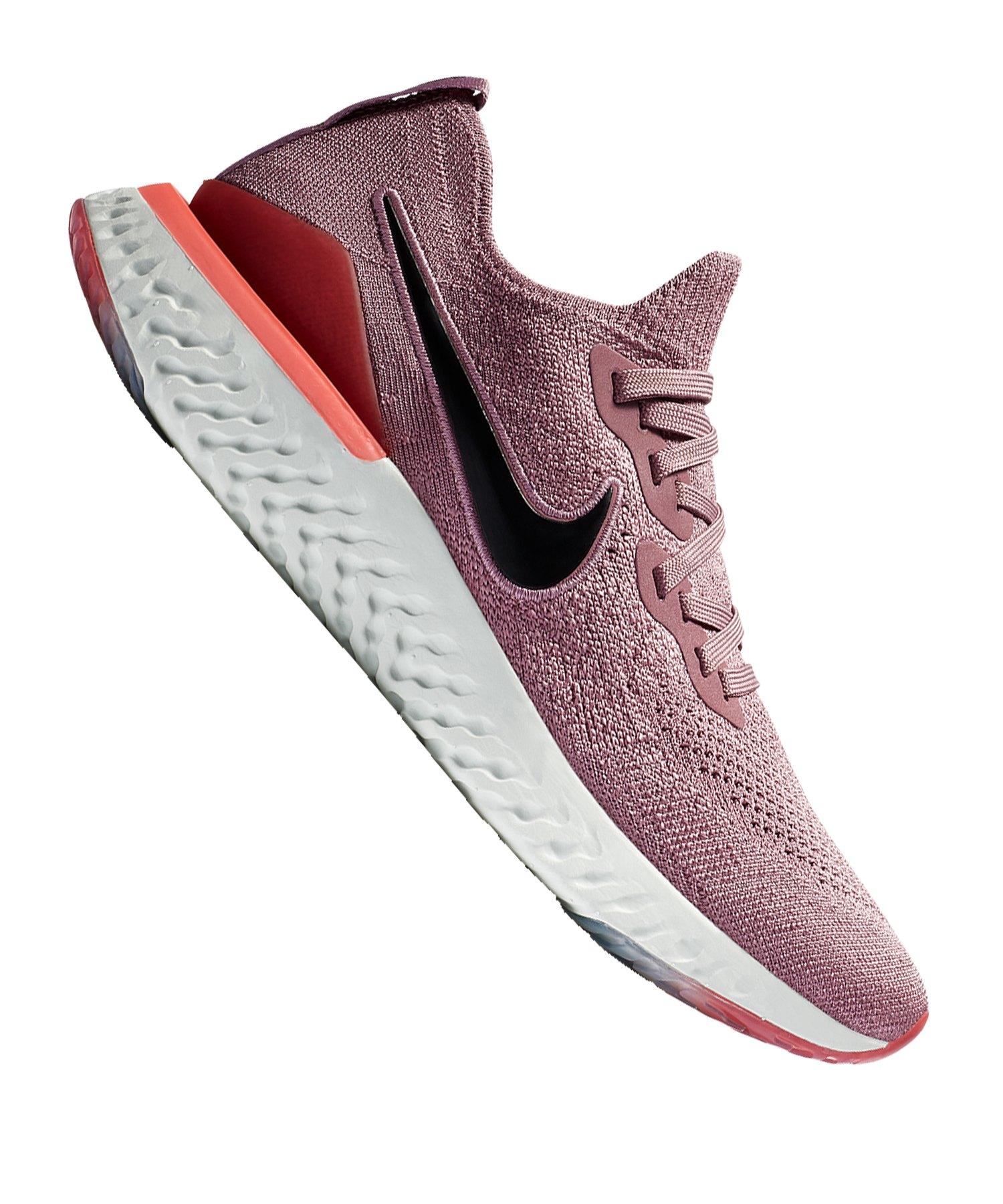 Nike Epic React Flyknit 2 Running Damen Rosa F500