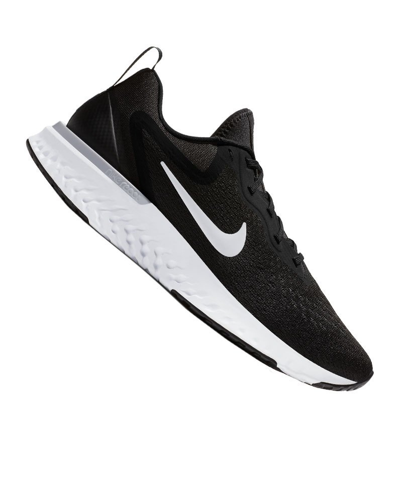 Nike Epic React Flyknit Running Damen Schwarz F001 | Running ...