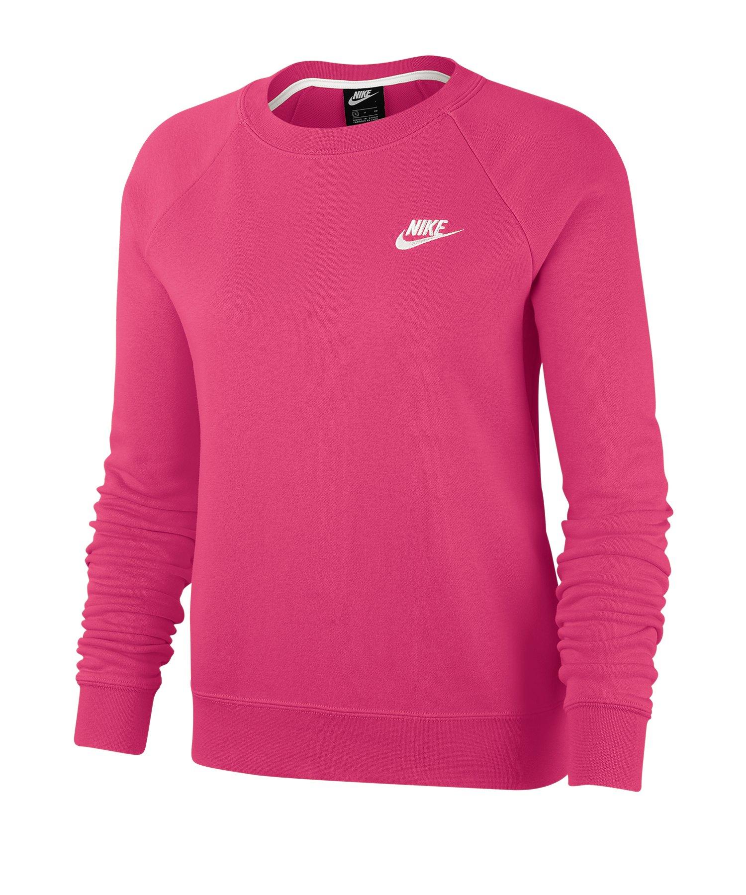 Details zu Nike Sportswear Essential Damen Sweatshirt BV4110 010