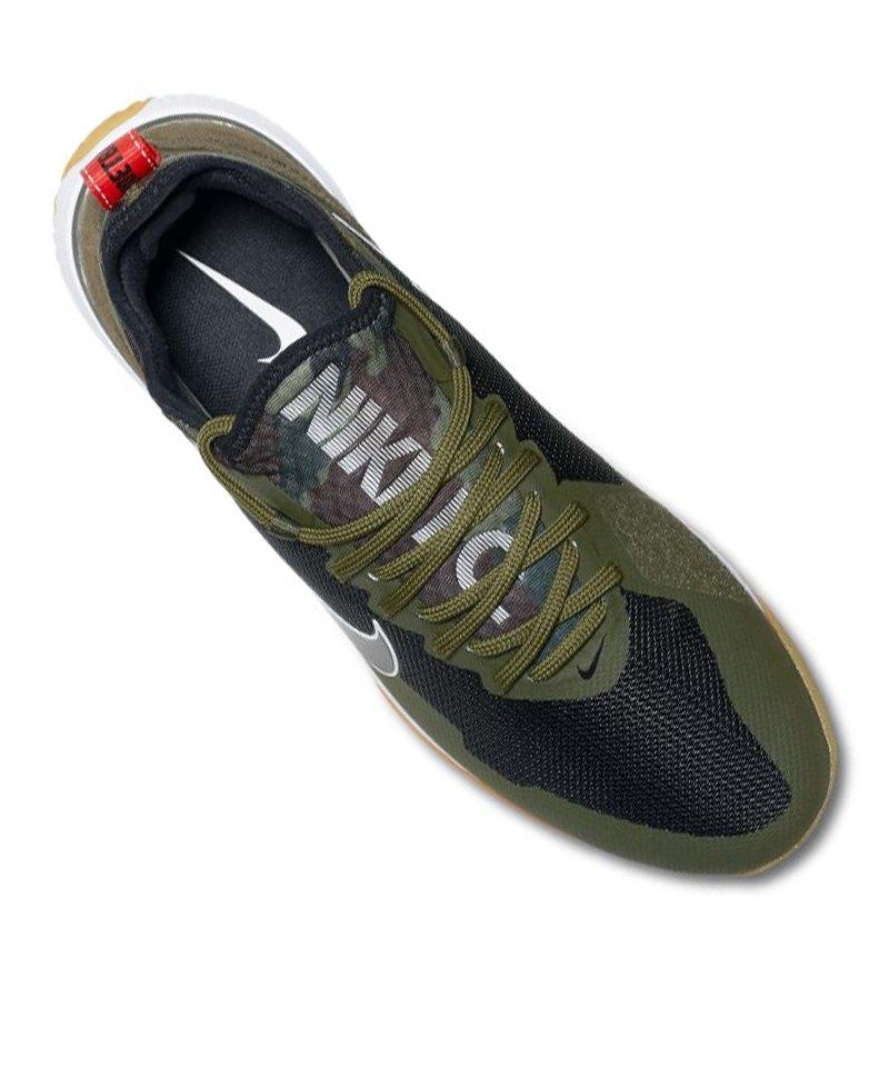 81080873b1225b ... Nike F.C. React Sneaker Schwarz Grün F003 - schwarz ...