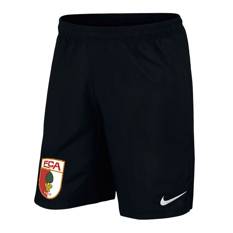 Nike FC Augsburg Short 3rd Kids 2017/2018 F010 - schwarz