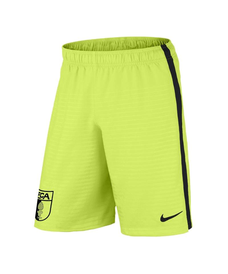 Nike FC Augsburg Short 3rd 2016/2017 Gelb F715 - gelb