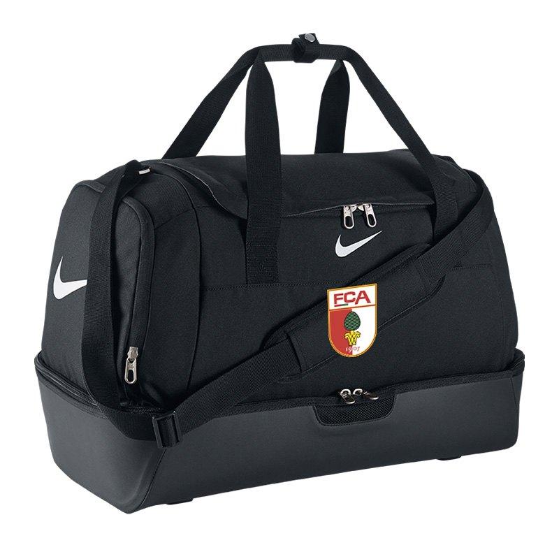 nike fc augsburg sporttasche large f010 tasche beutel. Black Bedroom Furniture Sets. Home Design Ideas