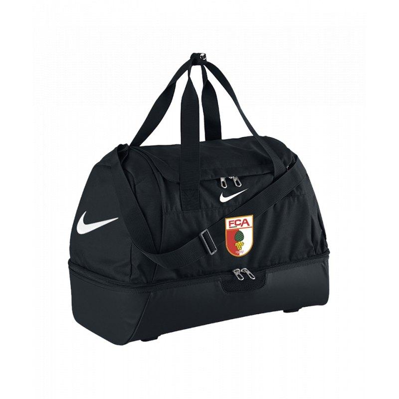 nike fc augsburg sporttasche medium f010 tasche beutel. Black Bedroom Furniture Sets. Home Design Ideas