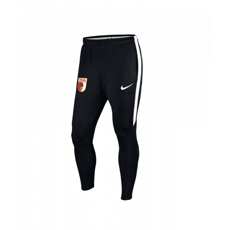 Nike FC Augsburg Trainingshose Kids Schwarz F010 - schwarz