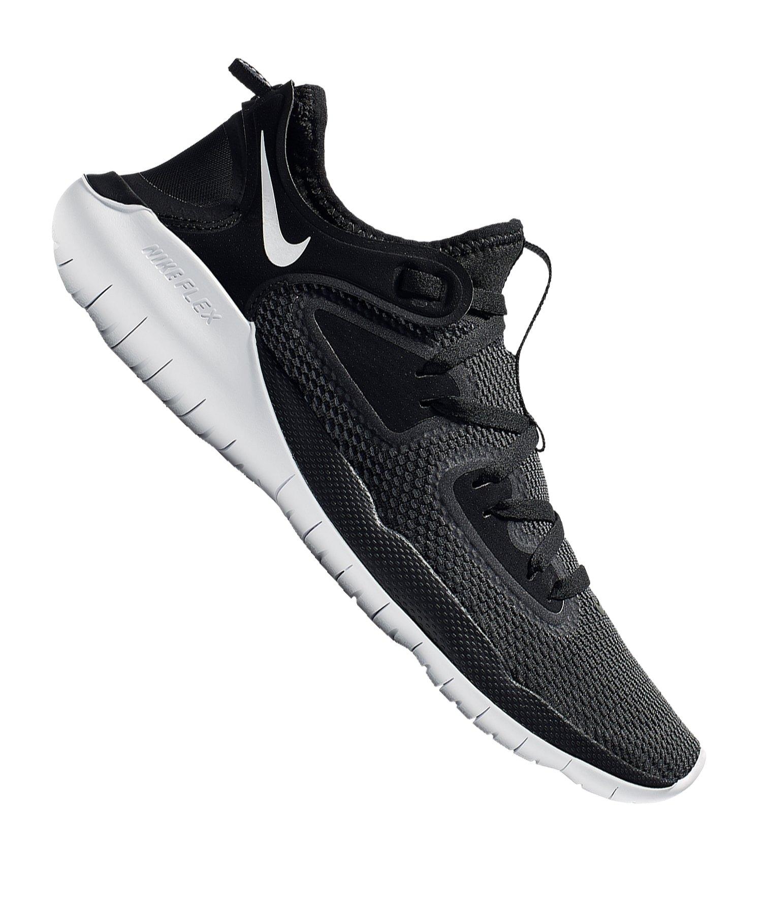 Nike Flex 2019 Running Damen Schwarz F001