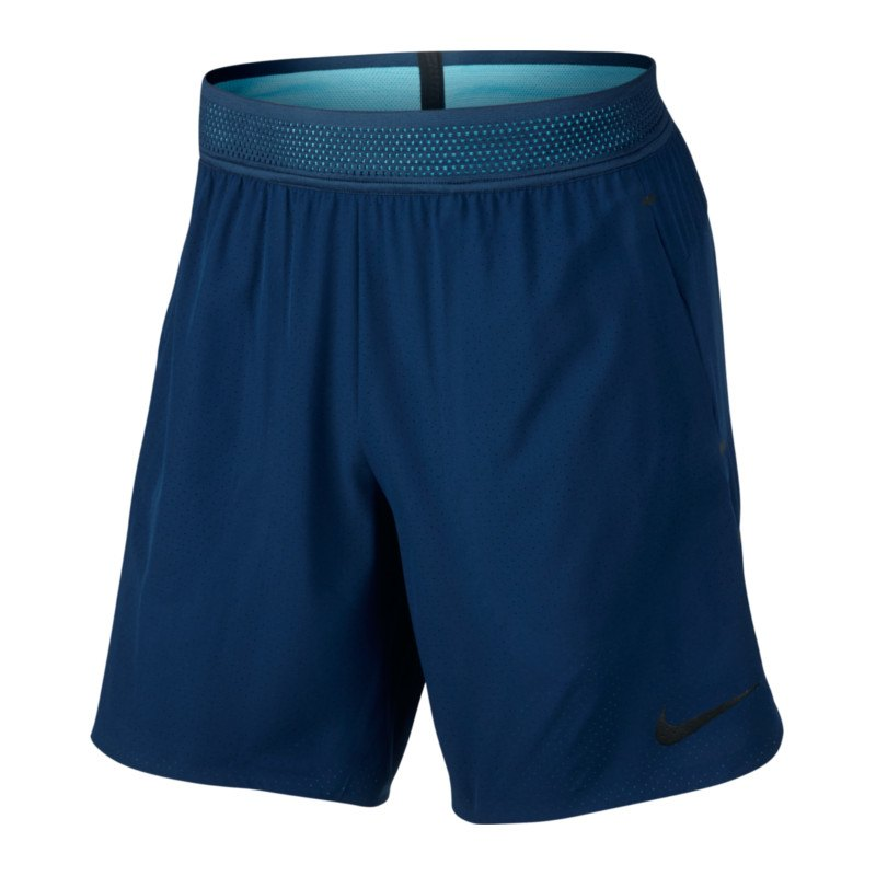 nike flex repel training short hose kurz blau f429. Black Bedroom Furniture Sets. Home Design Ideas