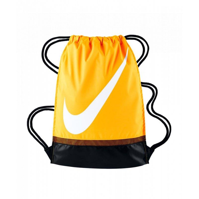 105d483829b69 Nike Football Gymsack Sportbeutel Orange F818 - orange