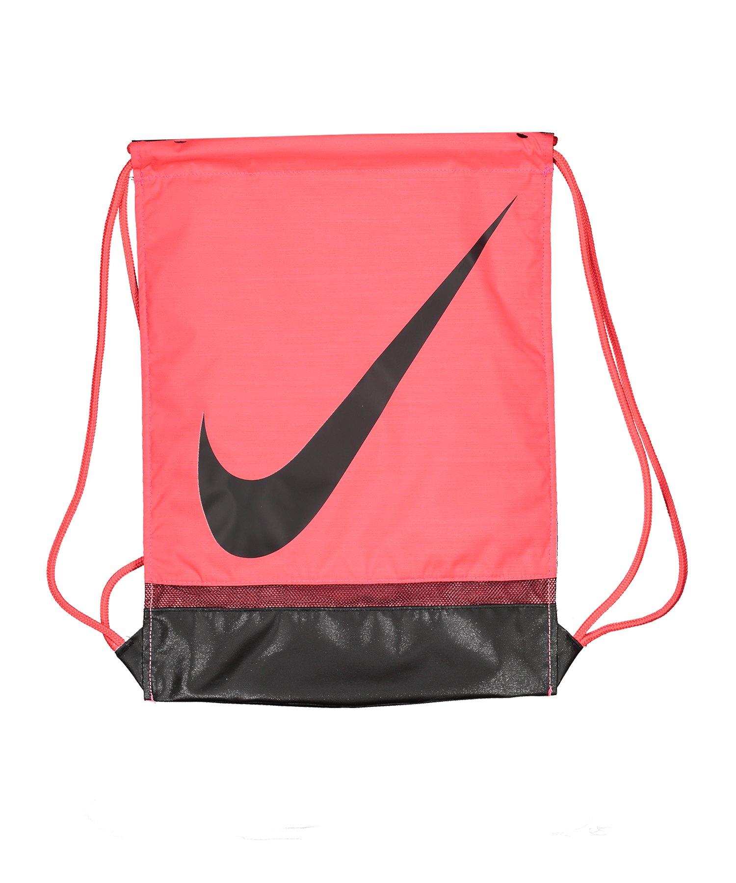 8d618cc3a051b Nike Football Gymsack Sportbeutel Rot F610 - rot