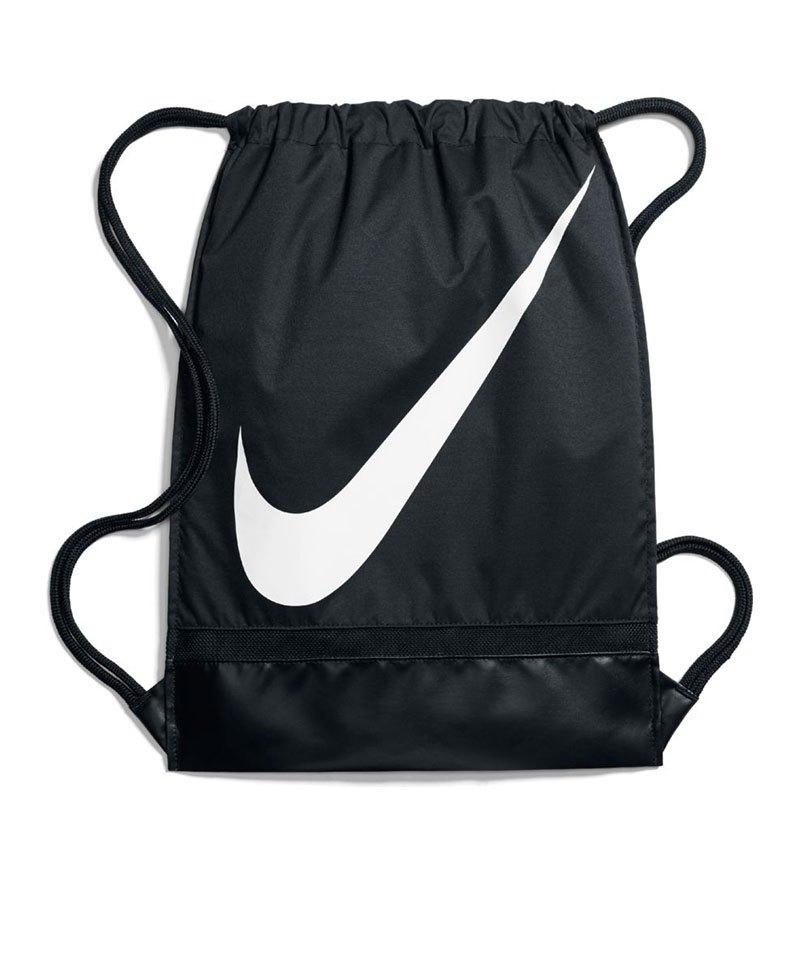Nike Football Gymsack Sportbeutel Schwarz F010