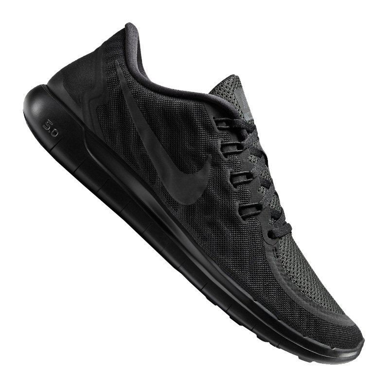 Nike Free 3.0 Herren Schwarz