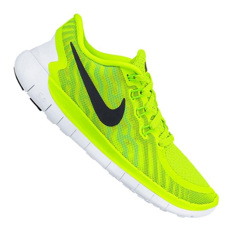 Nike Free Run 5.0 Herren Gelb
