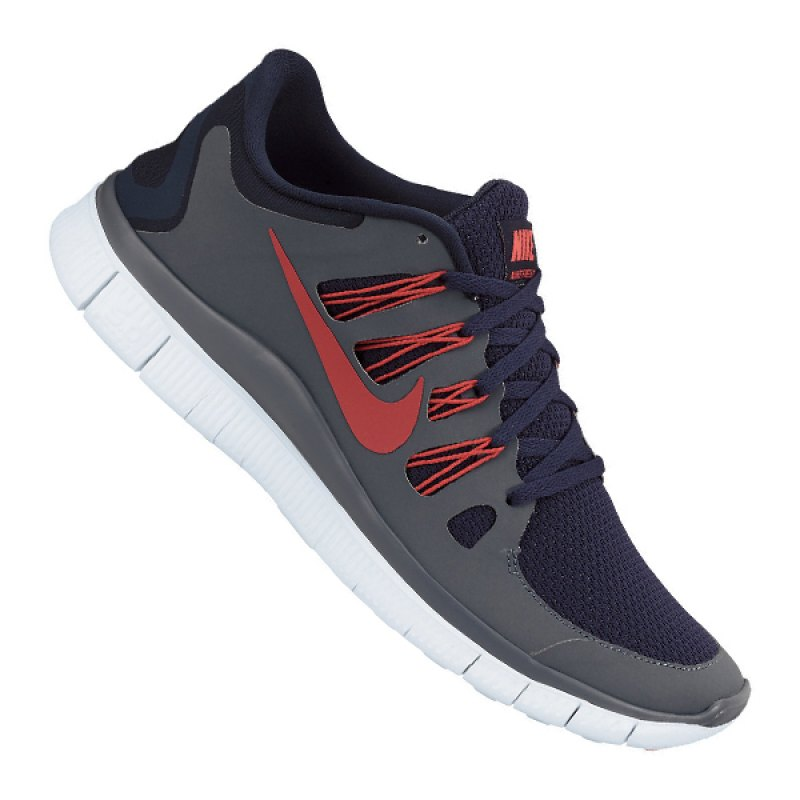 Nike Free 5.0 Damen Blau Grau