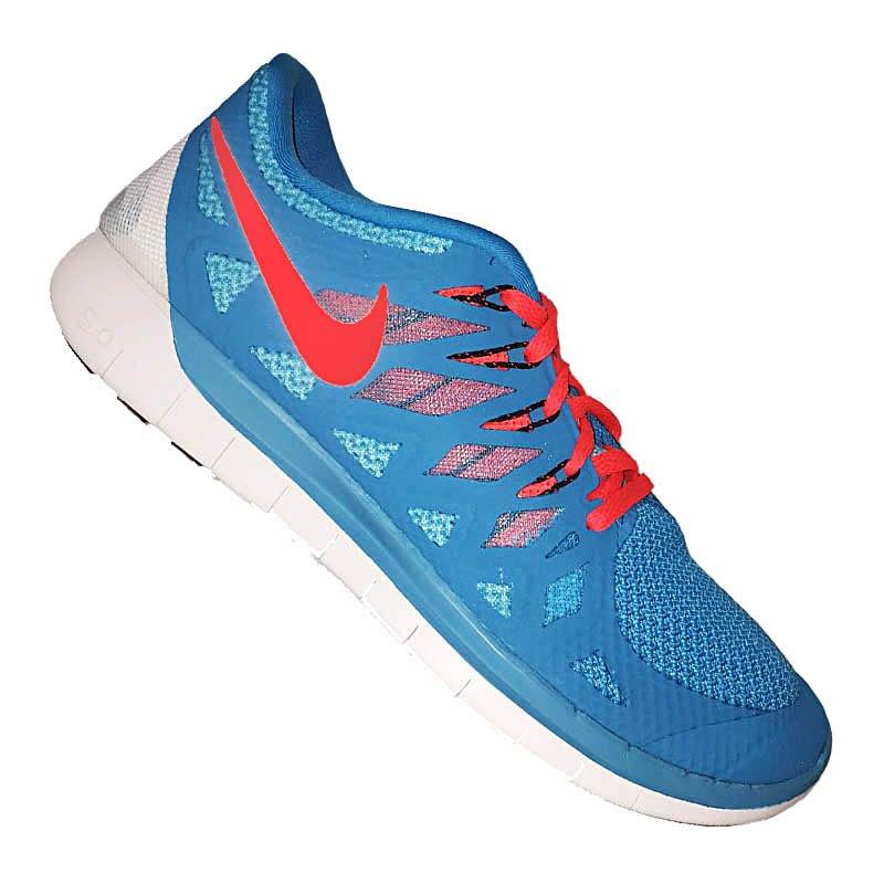 Nike Free Rot Weiß